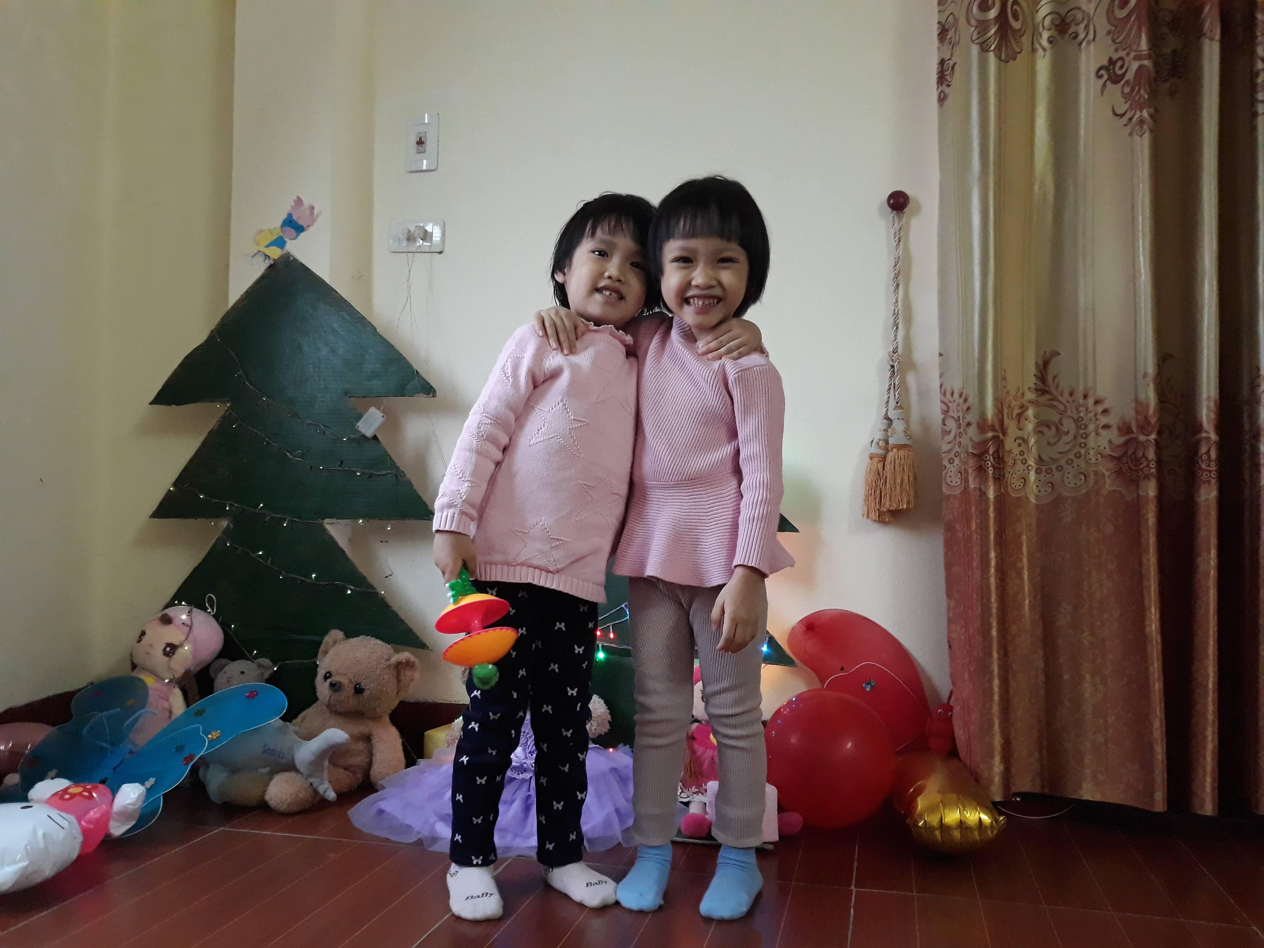 Những điều mẹ làm với Nghé dịp giáng sinh năm nay_2018